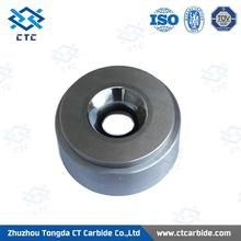 New design carbide power compacting dies