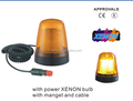 Car Highpower LED Warning Light, Beacon(KF-J02-277A,XENON),with Magent Base