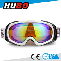double lens good quality revo snow goggles for winter sports