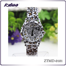 Women New Design Leopard Bracelet Watches Wholesale