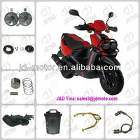 Italika WS150 motorcycle spare