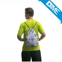 Online Shopping Water Resistant Fabric Cotton Drawstring Backpack With Your Logo Or Designs