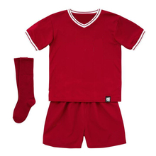 Micro Interlock 100% Polyester Soccer Uniforms Prime quality with lowest prices kits