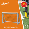 safe&portable sports goal,inflatable soccer goal sport