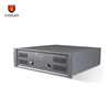 Professional 1500W Power Amplifier audio for public address sound system used