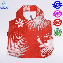 Wholesale Cheap Promotional Polyester Shopping Bag