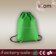 Cloth bags with drawstring