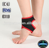 Neoprene sports ankle brace