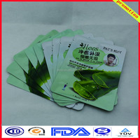 laminated mask packaging bags