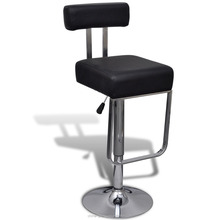 Pad seat pad back bar stool