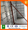 China supplier solid Aluminium formwork panels for concrete casting building