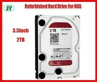 Refurbished hdd cheap used hard disk drives 2TB hard drive for NAS 5400rpm