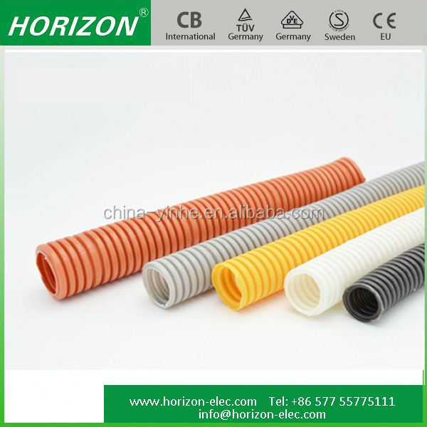 corrugated plastic conduit