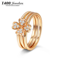 T400 Gold Plating Fashion Ring
