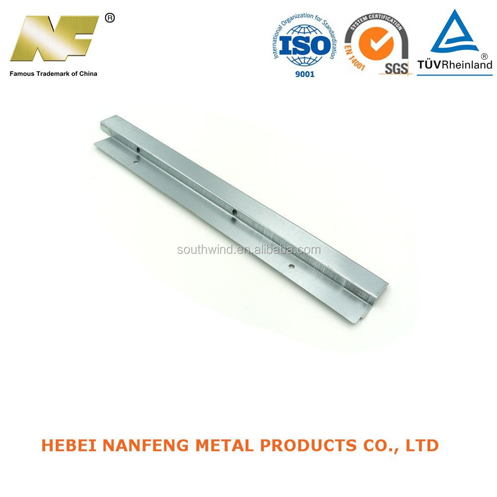 OEM high precision metal stamping parts with ventilator chevis factory