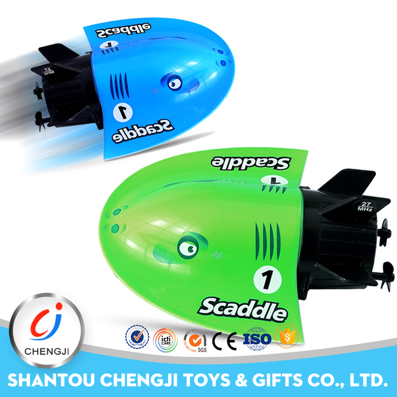 Newest high speed ship models rc submarine toy