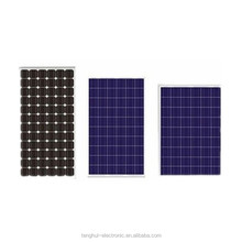 Long life mono and poly 12v 25w solar panel for sale