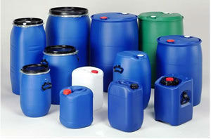 Plastic drums/Barrels