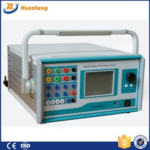 China made three phase relay protection calibrator /relay tester with fast delivery