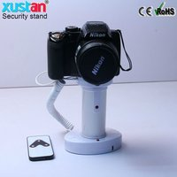 2012 hot sale high quality and security burglar display stands for digital camera/mobile phone
