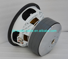 "China Made 15"" SPL car subwoofer / 2000W RMS competition 15"" car subwoofer"