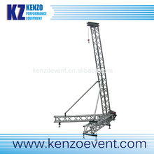 Aluminum Truss Lift Tower, Truss Stand, Line Array Speaker Lift