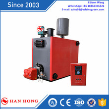 HANHONG gas/oil fired chicken boiler