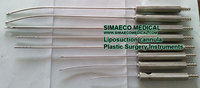 Fat Inject Cannula Set, Micro Surgery Cannulas