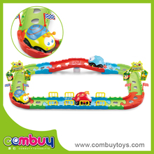 New product battery operated plastic road train for sale