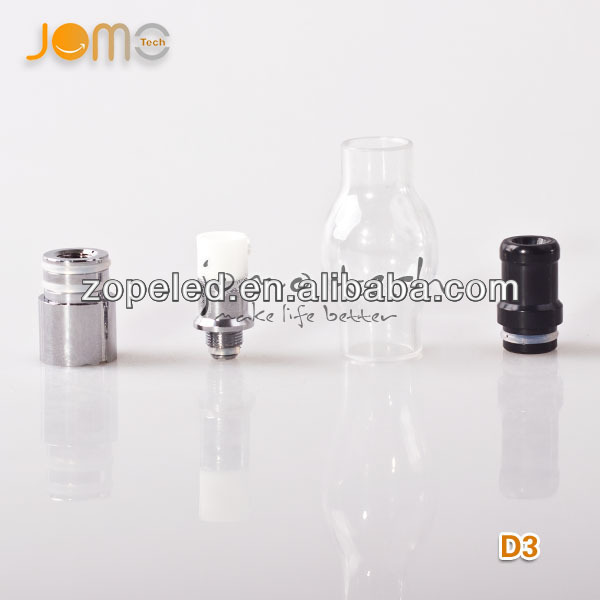 2014 Christmas e cig D3 Clear Atomizer E Cigarette Starter Kit