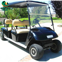 4 Seat Used Electric Utility Carts Golf with US Curtis