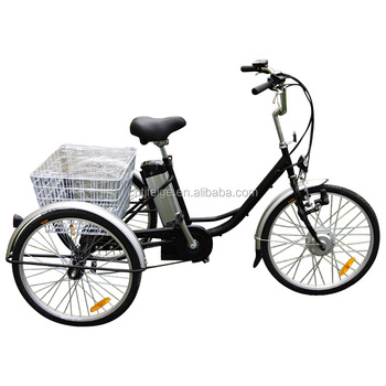 "24"" Electric Shopping Tricycle(FP-ETRI03)"
