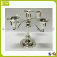 Silver Unity Candle Stand,Candle Stand Wedding,Candle Holders