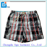 stylish quality microfiber polyester wholesale latest sexy swim shorts for men