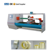 Automatic adhesive cloth tape rolls cutting machine