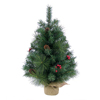 Promotional 4' Small Gift Items Portable Miniature Christmas Tree