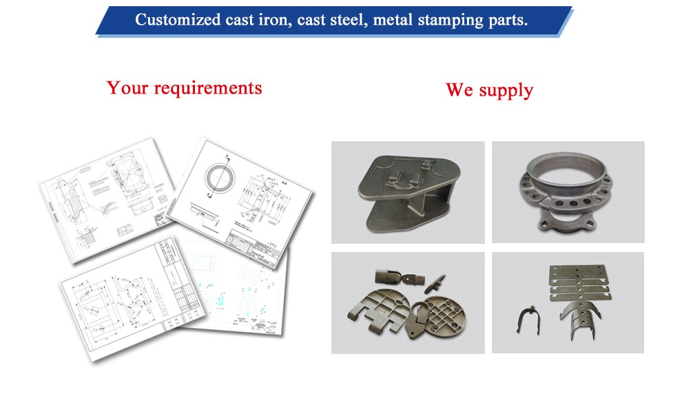 Custom high quality cheap carbon steel hook forged part