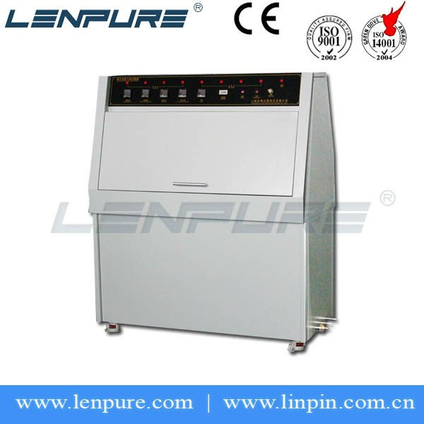 Weather Resistance Solar Panel UV Aging Test Chamber