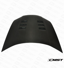 2009 B STYLE CARBON FIBER ENGINE COVER HOOD BONNET FOR HONDA CITY