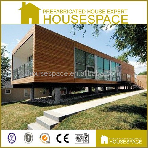 Luxury Decorated Sandwich Panel Steel kit Home Fully Furnished