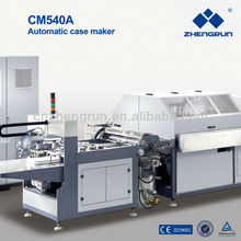 book cover laminating making machine