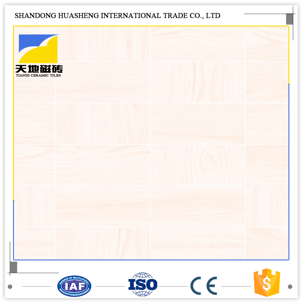 Easy Install Decoration Companies In China Glazed Floor Tiles