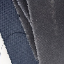 100 polyester woven microfiber brushed fabric