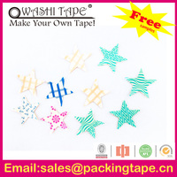 self-adhesive mirror sticker paper