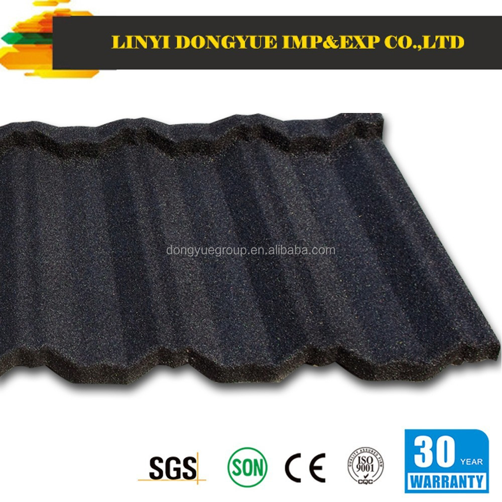 superior new design stone chip roof tiles steel for building material
