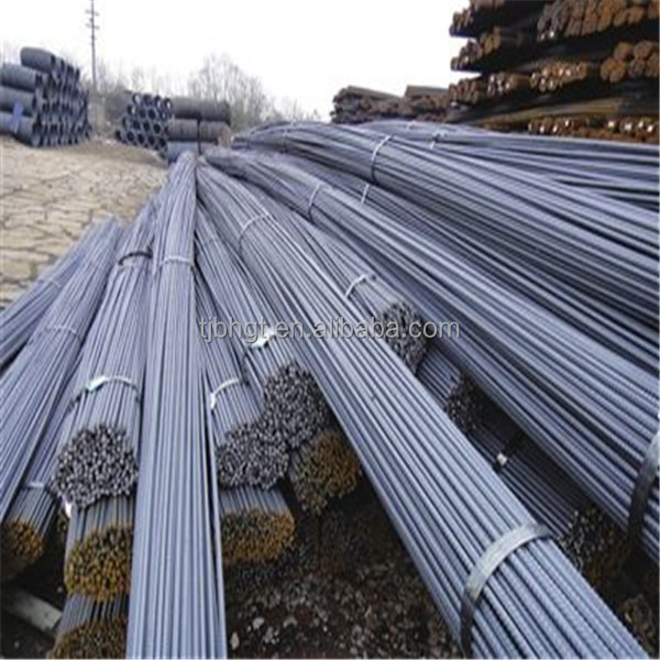 Deformed steel bar/china reinforcement iron bars/hrb335 and hrb400 rebar steel
