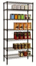 Strengthened security cart heavy duty racking