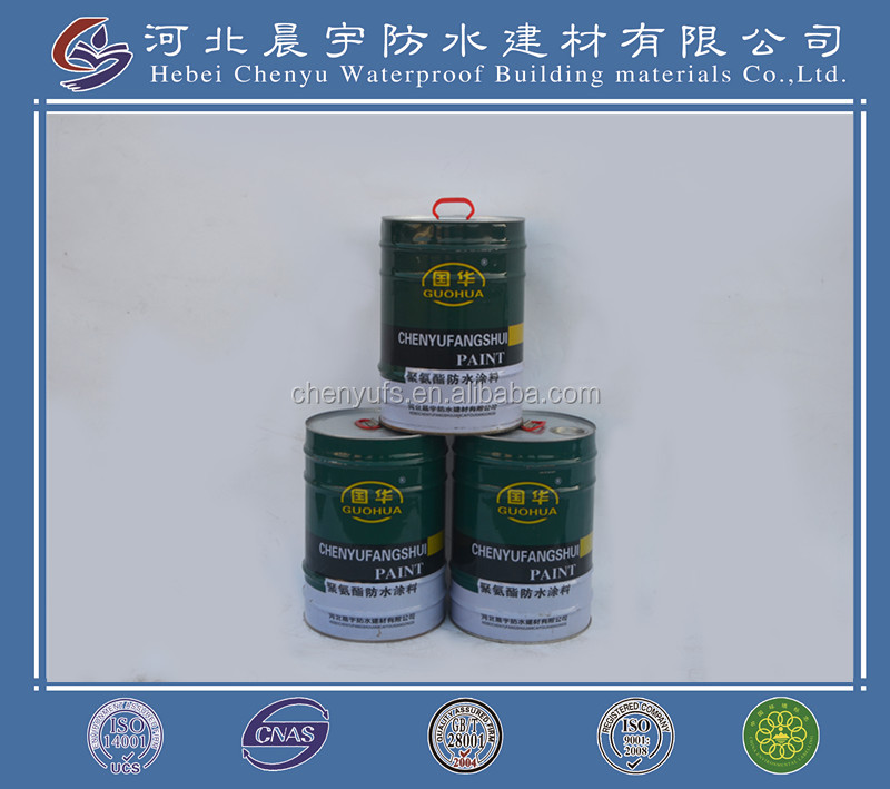 waterproofing coating/paint for swimming pool /bathroom floors with best quality