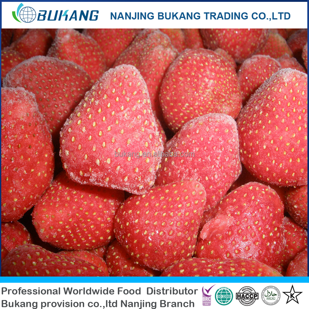 bulk frozen fruit frozen strawberry 4+1 with good price