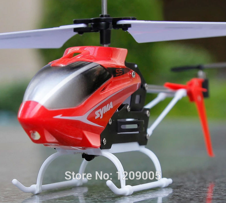 SYMA S5 Infrared 3CH Remote Control wasp rc helicopter